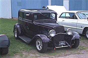 HotRod HotLine Cincinnati Car Show Cincinnati, OH May 2002