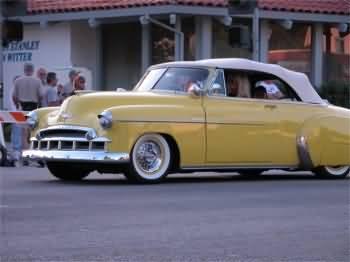 Hotrod Hotline Featured Car Show West Coast Kustom Cruisn Nationals - Paso robles car show