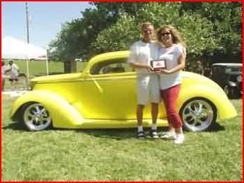 HotRod HotLine Th Annual Silver Knight Rod Custom Car Show - Pittsburg ca car show