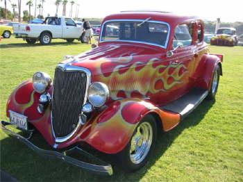 Laughlin Car Show May