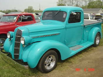 Coldwater Car Show