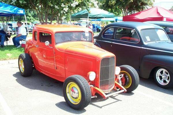 Tunica Car Show