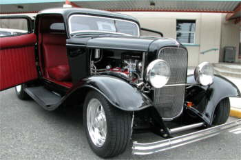 HotRodHotLine 3rd Annual Stanwood Show and Shine