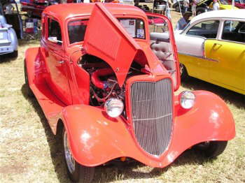 """Chuck Colvin Ford >> HotRodHotLine """"Summer Sizzle Show And Shine"""""""
