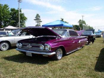 Home : Vehicles : 1960 Chevrolet Impala Series
