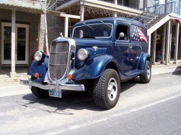 hotrodhotline lincoln highway car show