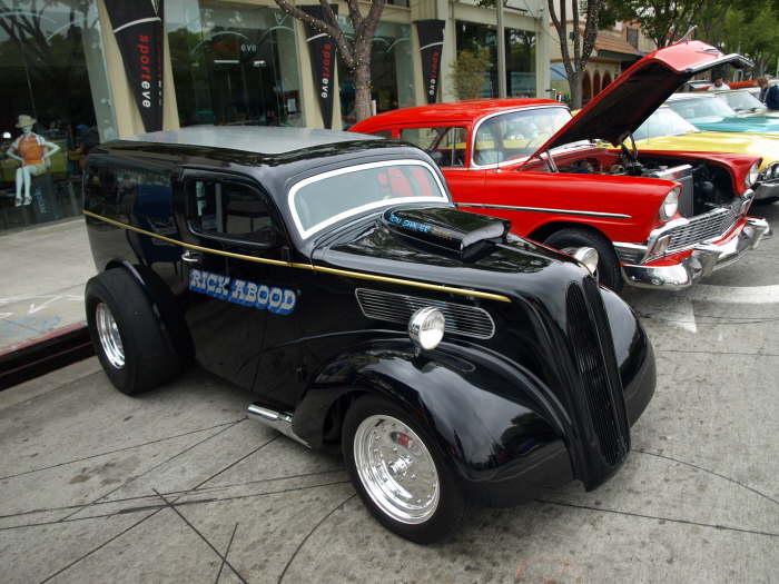 Culver City Car Show May