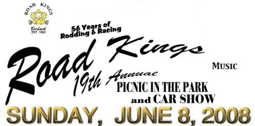 Road Kings  Johnny Carson Car Show