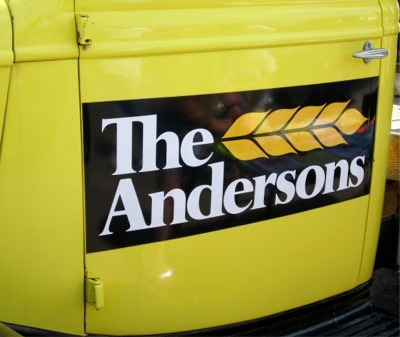 Andersons Tire Man Car Show