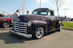 Kimberly Querry 51 Chevy pu