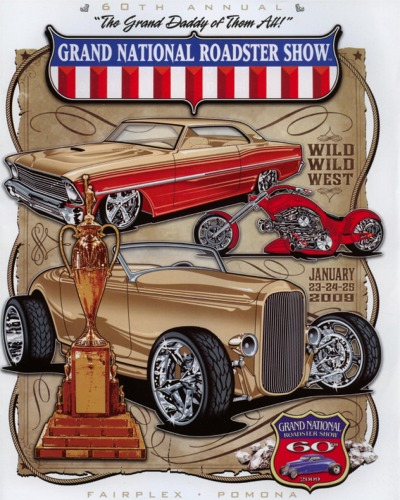 60th Grand National Roadster Show