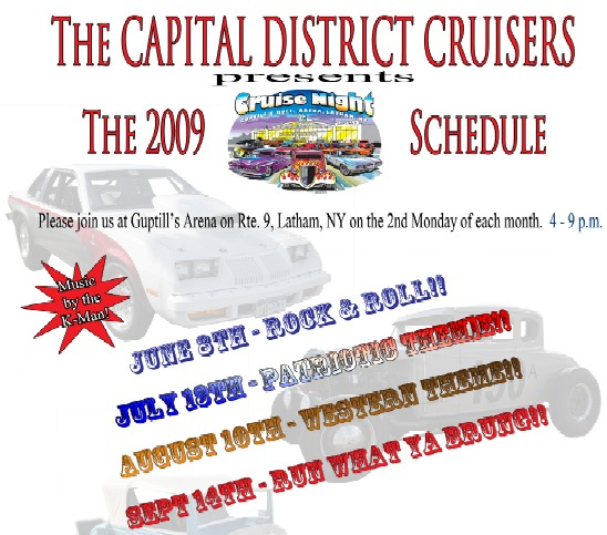 Reisterstown Md Bank Barn With Garage: Capital District Cruisers Guptill's Cruise