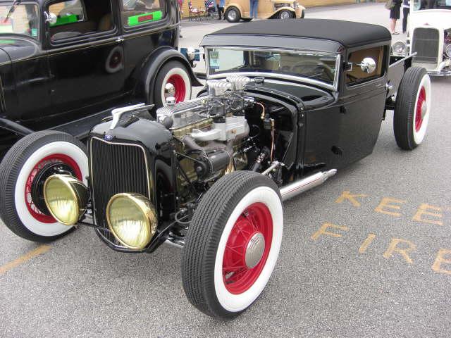 Ford 1931 Radikal Rod / 1.16 Db_NSRA_YORK_SAT_09__142_1