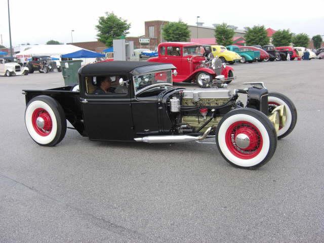 Ford 1931 Radikal Rod / 1.16 Db_NSRA_YORK_SAT_09__19_1