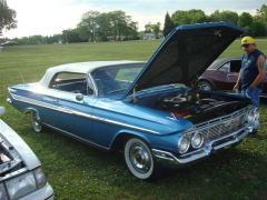 Georgie Porgie Oak Creek Car Show
