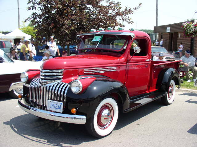 1946 Chevy Truck For Sale Craigslist - Page 2 - Tedeschi