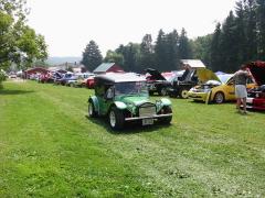 Ragersville Car Show