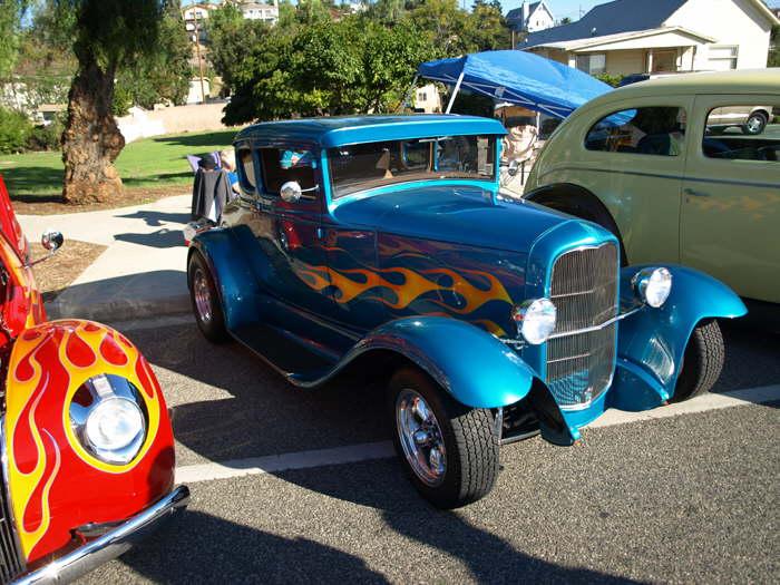 Roam N Relics Car Show