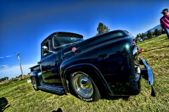 Blast From The Past Car Show Sedro Woolley