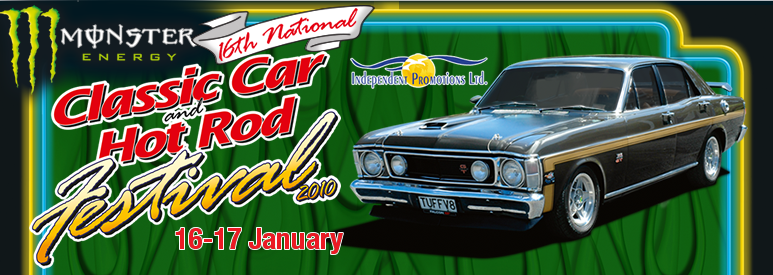 Kumeu Classic Car And Hotrod Show