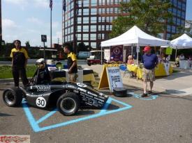 Troy Traffic Jam Car Show