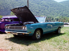 Allegany County Fairgrounds Car Show