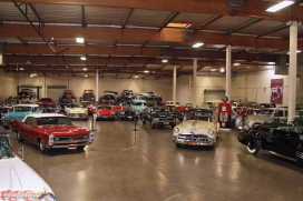Crevier Classic Car Collection