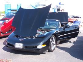 2nd Annual Boulevard Of Wheels Car Show