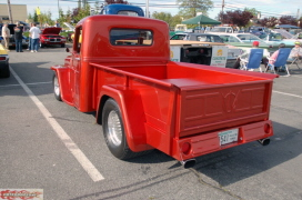 8th Annual Idlers Show And Shine