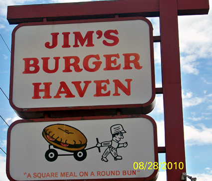 Jim S Burger Haven Car Show