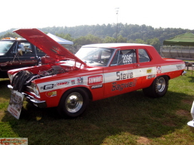 Old Drag Cars From Louisville Ky
