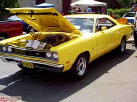 Saline Summer Car Show
