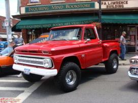 Sawyer Motors Antique Hotrod And Classic Car Show