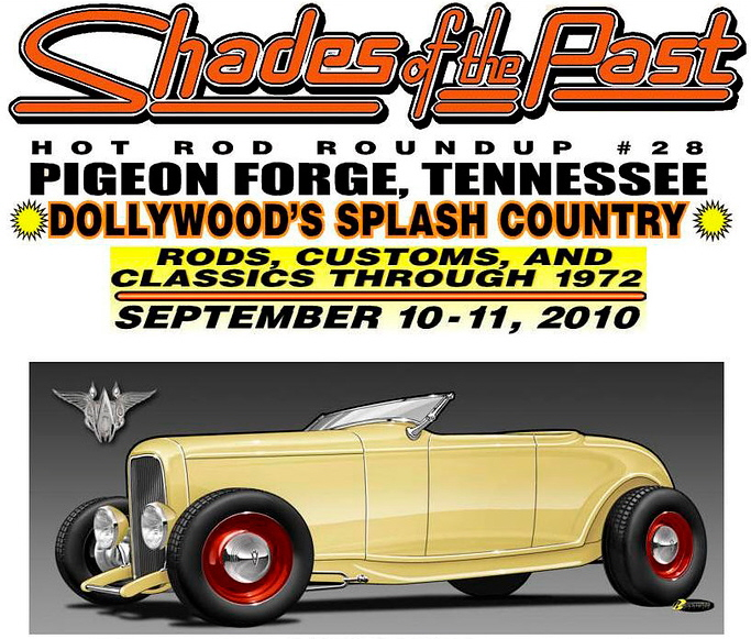 2010 Shades Of The Past Hot Rod Round Up # 28