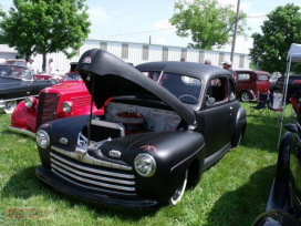Butler County Fairgrounds Car Show