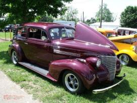 Butler County Fairgrounds Car Show