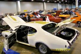 Creme De La Chrome Car Show