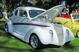 Paso Robles Car Show May