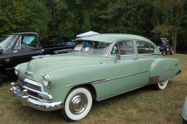 Car Show At Pipestem State Park