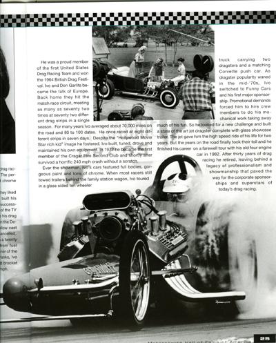 Motorsports Program 2