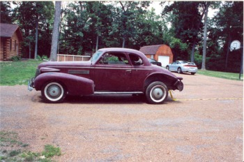 Tolle Road Customs 1939 Cadillac Coupe Project | Hotrod Hotline