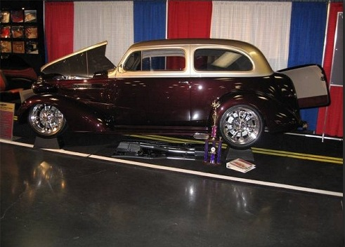 1937 Chevy 2 Door Sedan Custom Build Hotrod Hotline