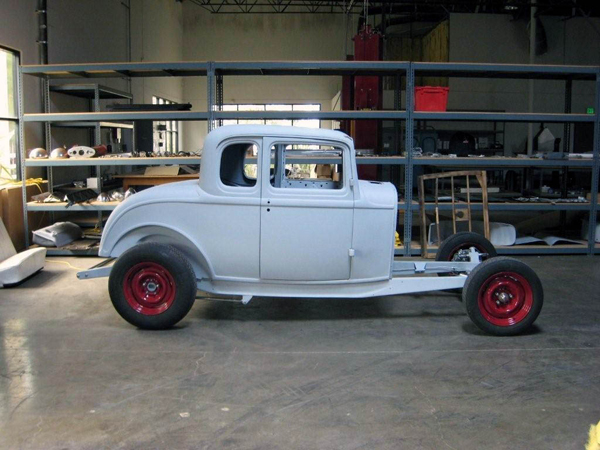 1932 Ford 5 Window Coupe Page 1
