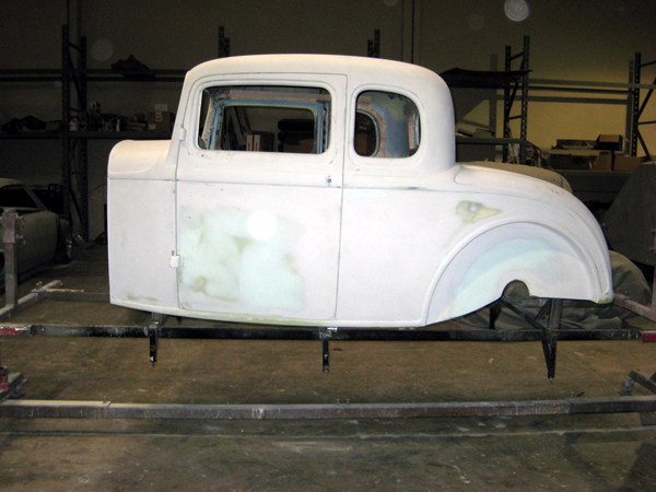 1932 ford 5 window coupe page 3 hotrod hotline for 1932 5 window coupe kit cars