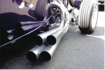 Exhaust Tubes