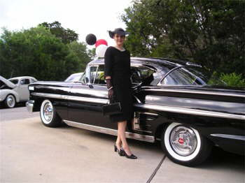 Christi and the Impala