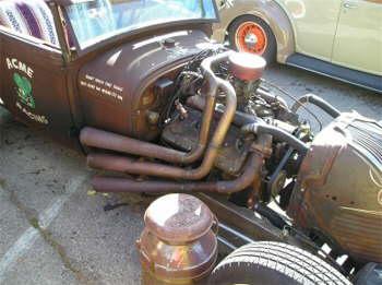 A205 Acme Racing Engine