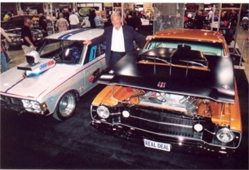 Mr. Norm and GSS Hemi Dart at 2007 GNRS