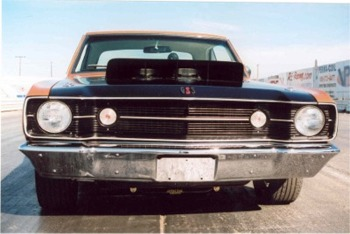 Mr Norms 1968 GSS Hemi Dart Front
