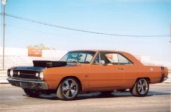 Mr Norms 1968 GSS Hemi Dart LF Side